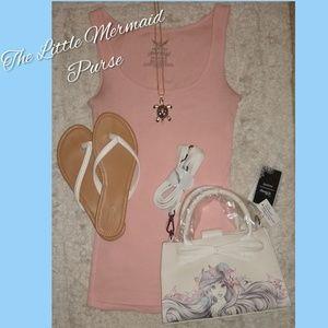 The Little Mermaid Mini Purse